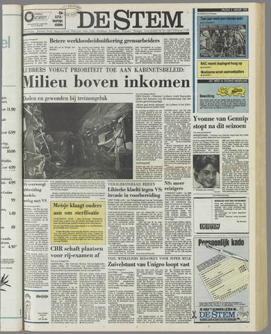 de Stem 1989-01-06