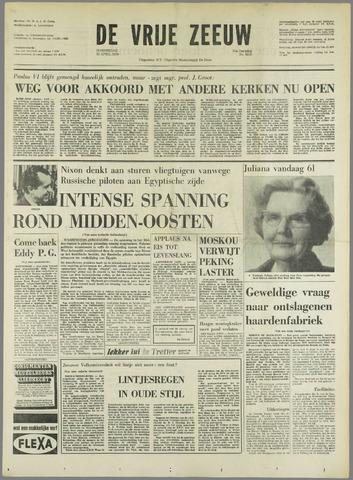 de Vrije Zeeuw 1970-04-30