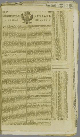 Middelburgsche Courant 1807-04-21