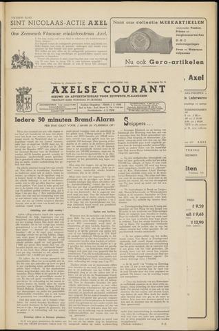 Axelsche Courant 1953-11-25