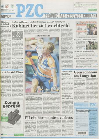 Provinciale Zeeuwse Courant 2002-07-25