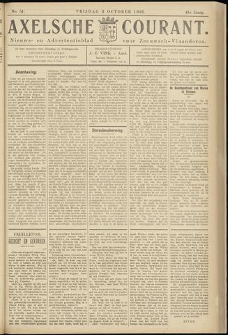 Axelsche Courant 1925-10-02