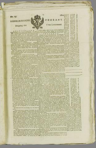 Middelburgsche Courant 1810-03-06