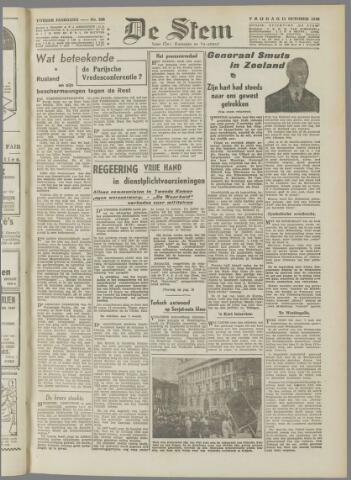 de Stem 1946-10-11