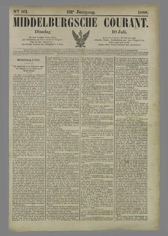Middelburgsche Courant 1888-07-10