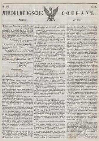 Middelburgsche Courant 1866-06-24