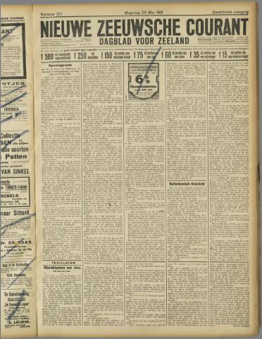 Nieuwe Zeeuwsche Courant 1921-05-30