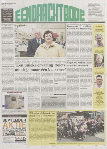 Eendrachtbode (1945-heden)/Mededeelingenblad voor het eiland Tholen (1944/45) 2012-09-20