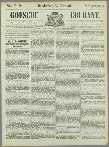 Goessche Courant 1893-02-23