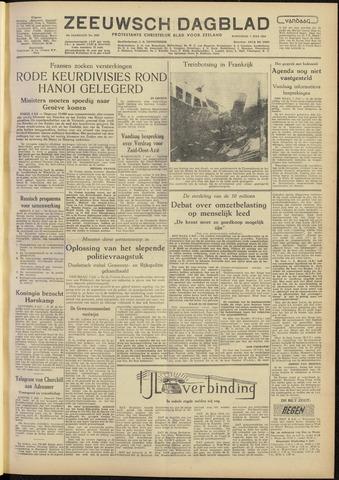 Zeeuwsch Dagblad 1954-07-07