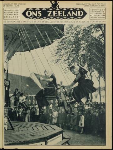 Ons Zeeland / Zeeuwsche editie 1932-05-27