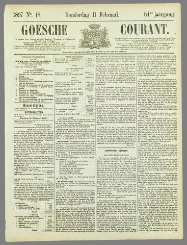 Goessche Courant 1897-02-11