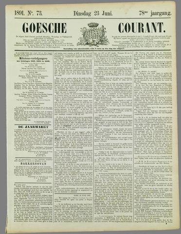 Goessche Courant 1891-06-23