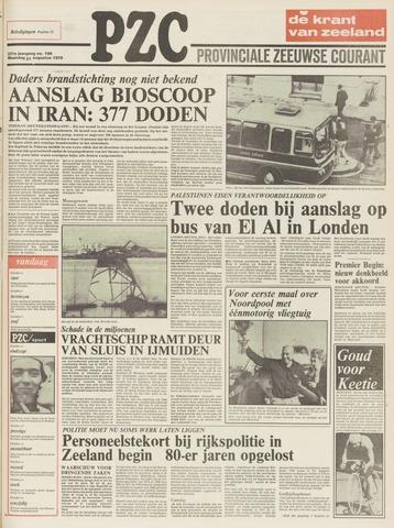 Provinciale Zeeuwse Courant 1978-08-21