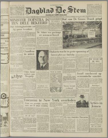 de Stem 1957-01-17