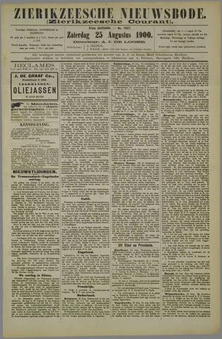 Zierikzeesche Nieuwsbode 1900-08-25