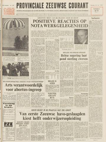 Provinciale Zeeuwse Courant 1972-06-24