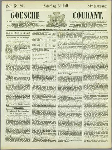 Goessche Courant 1897-07-31
