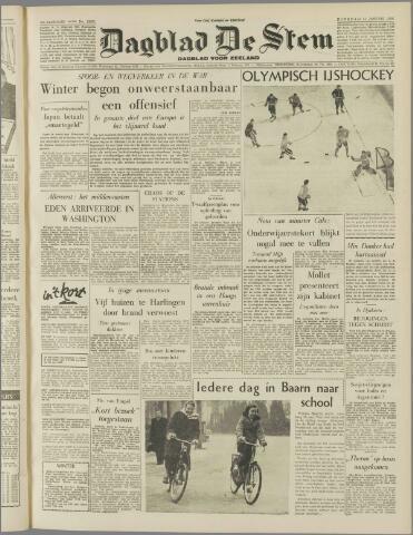 de Stem 1956-01-31