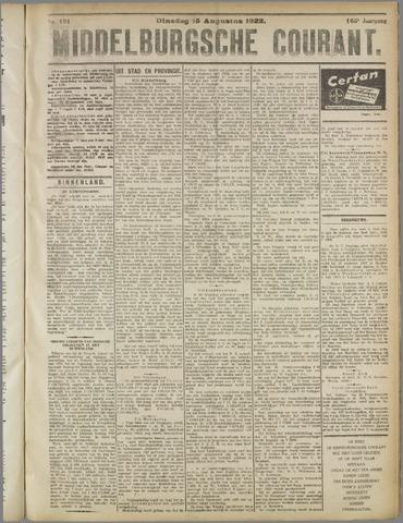 Middelburgsche Courant 1922-08-15