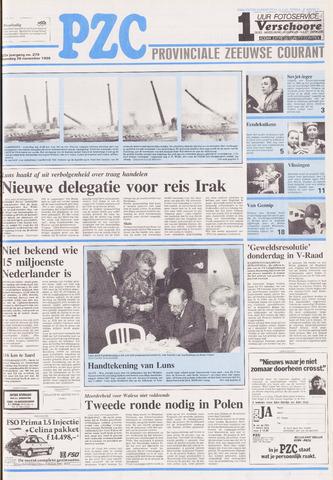 Provinciale Zeeuwse Courant 1990-11-26