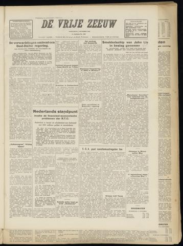 de Vrije Zeeuw 1949-10-05