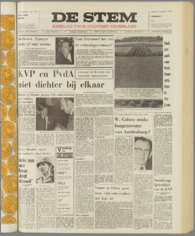 de Stem 1972-08-18