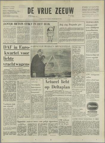 de Vrije Zeeuw 1971-11-16