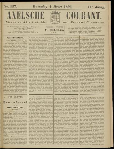 Axelsche Courant 1896-03-04