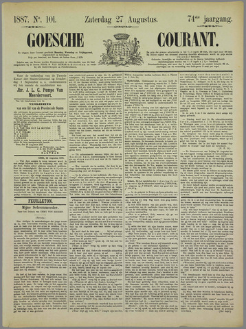 Goessche Courant 1887-08-27