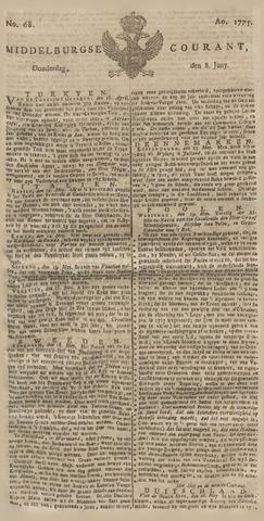Middelburgsche Courant 1775-06-08