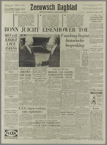 Zeeuwsch Dagblad 1959-08-27