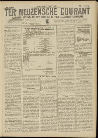 Ter Neuzensche Courant. Algemeen Nieuws- en Advertentieblad voor Zeeuwsch-Vlaanderen / Neuzensche Courant ... (idem) / (Algemeen) nieuws en advertentieblad voor Zeeuwsch-Vlaanderen 1942-05-13