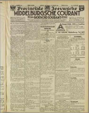 Middelburgsche Courant 1938-01-28
