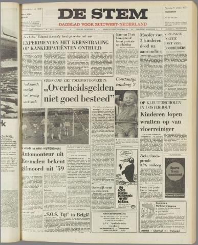 de Stem 1971-10-11