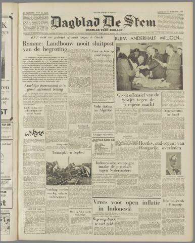 de Stem 1957-02-11