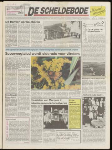 Scheldebode 1993-10-20
