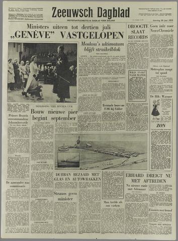 Zeeuwsch Dagblad 1959-06-20