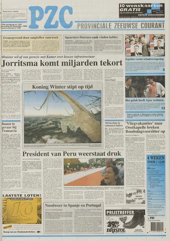 Provinciale Zeeuwse Courant 1996-12-23