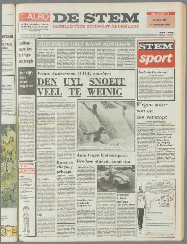 de Stem 1977-07-11