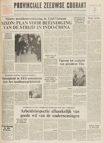 Provinciale Zeeuwse Courant 1972-01-26