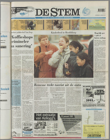 de Stem 1997-01-22