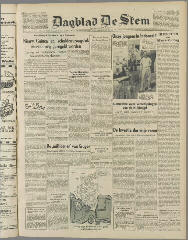 de Stem 1949-10-22