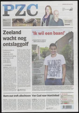 Provinciale Zeeuwse Courant 2014-05-20