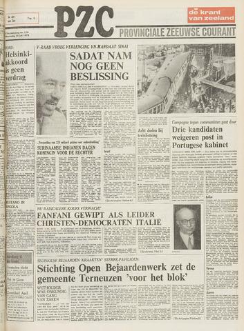 Provinciale Zeeuwse Courant 1975-07-23