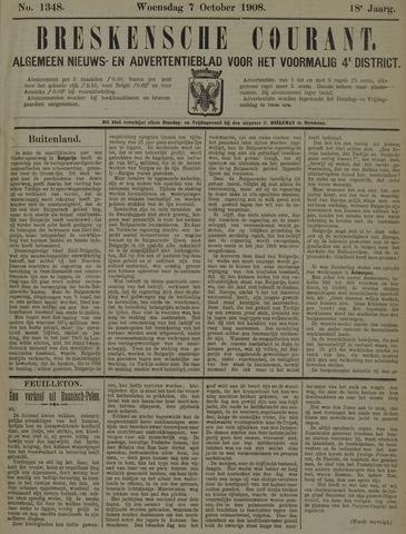 Breskensche Courant 1908-10-07