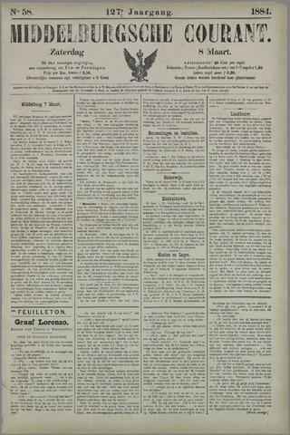 Middelburgsche Courant 1884-03-08