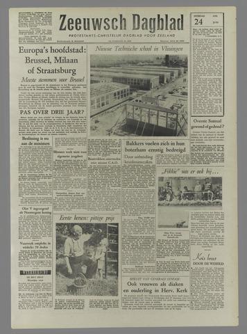 Zeeuwsch Dagblad 1958-06-24