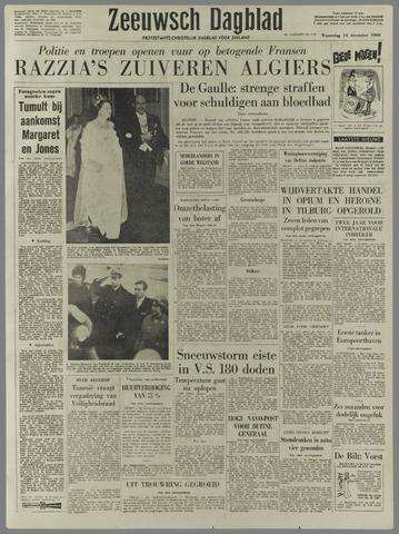 Zeeuwsch Dagblad 1960-12-14