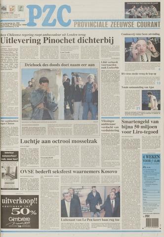 Provinciale Zeeuwse Courant 1998-12-10